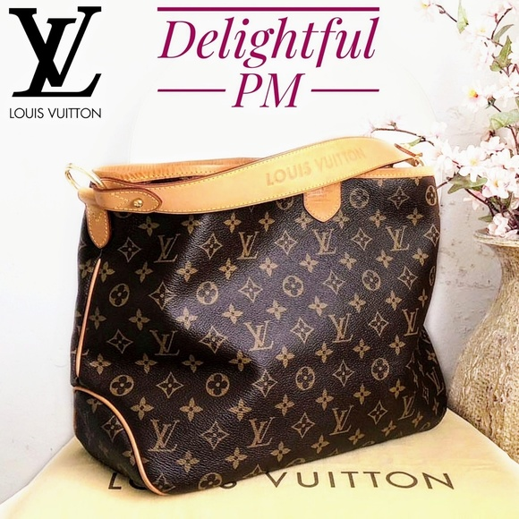 333f3ad4b Louis Vuitton Handbags - 🆕Louis Vuitton Delightful PM Monogram Canvas Bag